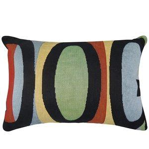 🐶 DOG Oblong Accent Throw Pillow 🐶